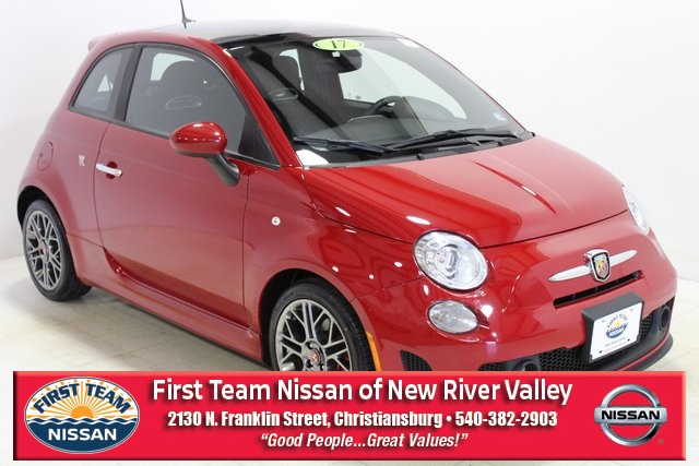 Pre Owned 2017 Fiat 500 Abarth
