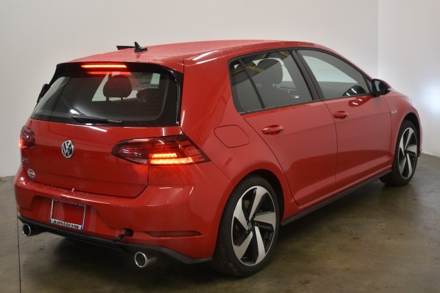 New 2020 Volkswagen Golf GTI 2.0T S