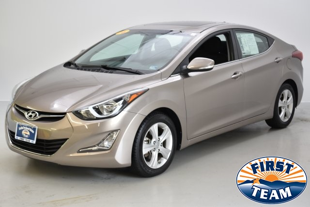 2016 Hyundai Elantra Value Edition >> Pre Owned 2016 Hyundai Elantra Value Edition 4d Sedan In Roanoke