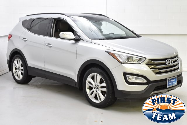 Certified Pre-Owned 2016 Hyundai Santa Fe Sport 2.0L Turbo