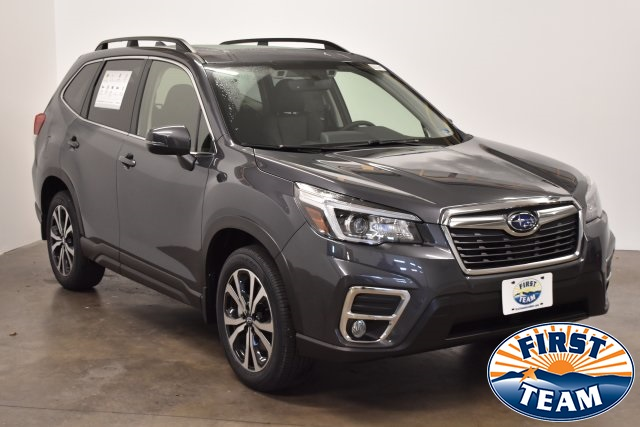 New 2020 Subaru Forester Limited