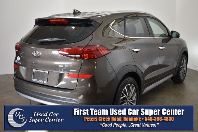 New 2020 Hyundai Tucson Limited