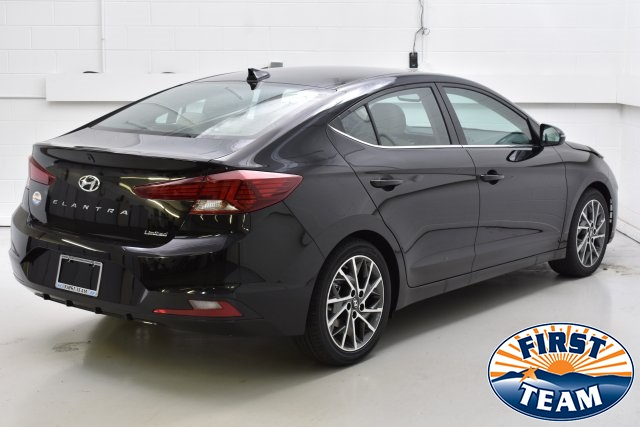 New 2019 Hyundai Elantra Limited