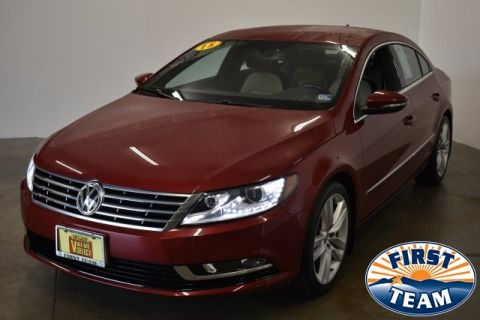 Pre-Owned 2015 Volkswagen CC 2.0T Sport